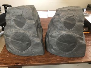 Klipsch AWR-650-SW Outdoor Speakers - Pair for Sale in Houston, TX