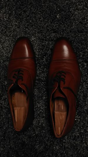 Dress shoes like new trees included size 12 for Sale in Arlington, VA