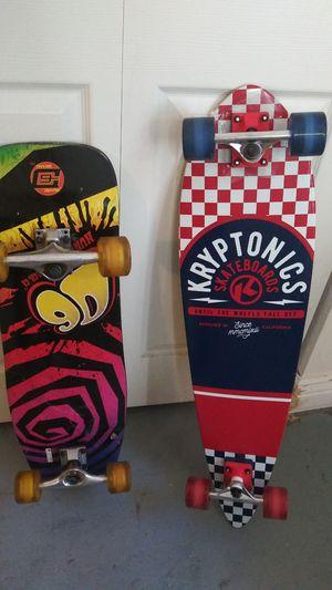 2 Skateboards for Sale in Wellington, FL