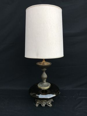 Rare Huge Vintage Beautiful Antique Lamp Night Light for Sale in Lewisville, TX
