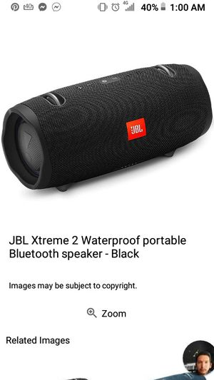 Jbl extreme for Sale in San Jose, CA