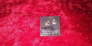 Sterling silver ear rings for Sale in Sun City, AZ