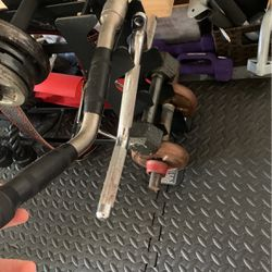 Dumbell Rack With Attachments for Sale in Fort Lauderdale,  FL