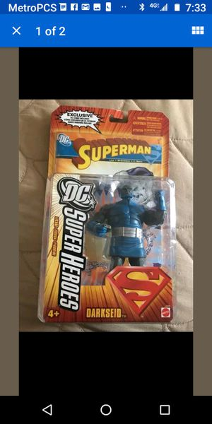 Dc darkseid action figure. Condition is New for Sale in Brooklyn, NY