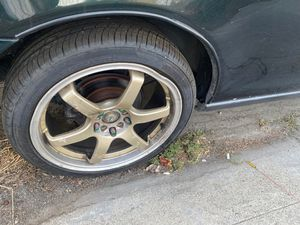 Honda Accord Rims with tires for Sale in San Jose, CA
