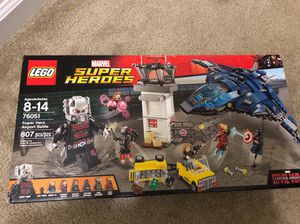 LEGO Captain America Civil War Airport Battle for Sale in Philadelphia, PA