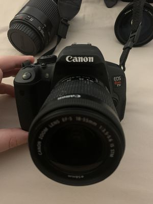 Canon Camera with accessories for Sale in Fair Oaks, CA