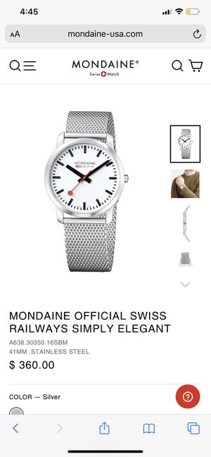 Mondaine for Sale in Inglewood, CA