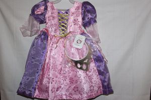 Princess Rapunzel dress for Sale in San Diego, CA