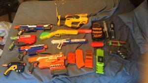 Nerf Guns assortment for Sale in Mesa, AZ