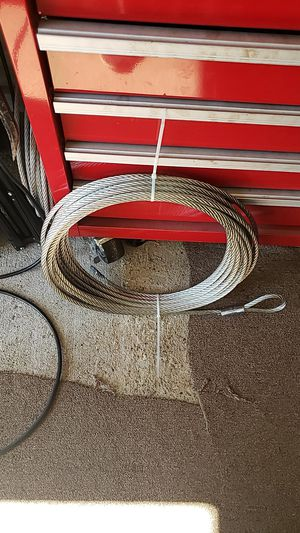 12000lb Steel Winch Cable. Brand New for Sale in Red Oak, TX