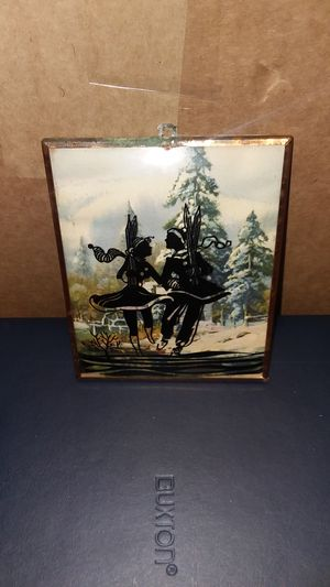 Antique Reverse Painting for Sale in Tacoma, WA