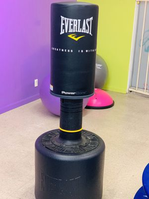 PowerCore Freestanding Punching Bag for Sale in Long Beach, CA