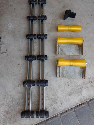 trailer rollers for Sale in MAGNOLIA SQUARE, FL