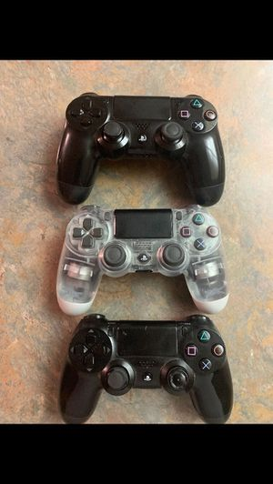 Ps4 controllers for Sale in Riverside, CA
