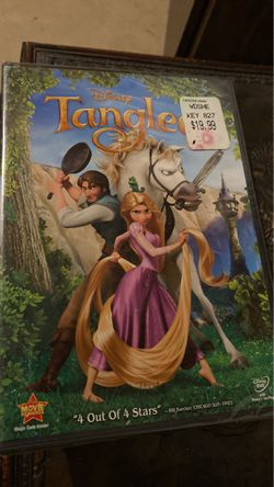 Tangled DVD, brand new for Sale in Plainfield,  IL