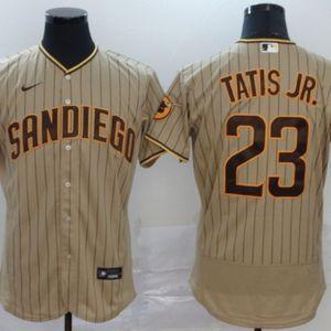 STITCHED FERNANDO TATIS JR SAN DIEGO PADRES BASEBALL JERSEY for Sale in Camp Pendleton North, CA