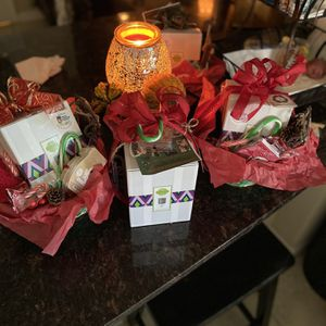 SCENTsational Scentsy Gift Baskets for Sale in Cypress, TX