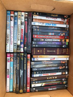 Box of DVDs! for Sale in Fremont, CA