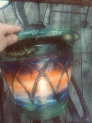 Custom painted flower pots for Sale in Virginia Beach, VA