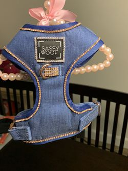 Blinged Out Sassy Woof Harness for Sale in Simi Valley,  CA