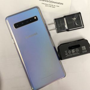 samsung galaxy s10 5g 256gb store unlocked for Sale in Somerville, MA