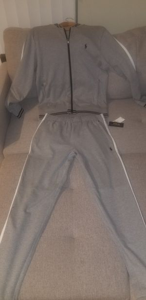 Ralph Lauren Sweat Suit Size Medium for Sale in Forest Heights, MD
