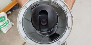 Toshiba dome camera model: IK-DP30A with dome and tail for Sale in Poway, CA