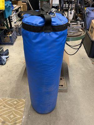 Hanging punching bag for Sale in Salt Lake City, UT