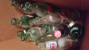 Antique glass bottles for Sale in Fayetteville, NC