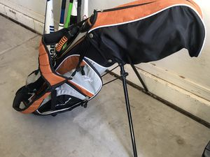 Youth Golf Clubs and bag for Sale in Goodyear, AZ