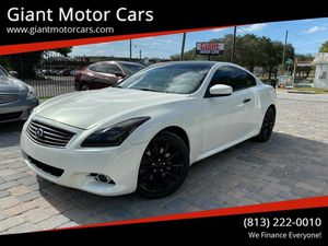 2012 INFINITI G37 Coupe for Sale in Tampa, FL