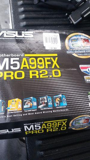 Asus m5 motherboard for Sale in Montclair, CA