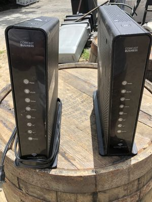 Comcast businesses routers for Sale in Paradise, PA