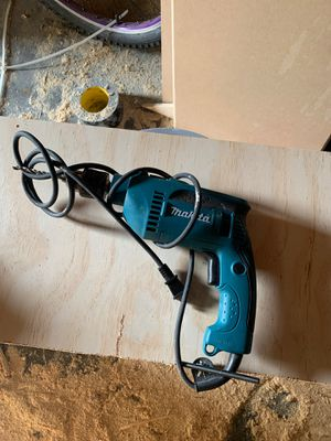 electric drill used 2 times for Sale in Hagerstown, MD