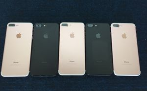 Unlocked iPhone 7 Plus 32GB great shape Lot of 5 for Sale in Biscayne Park, FL