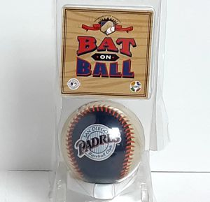 Bat On Ball San Diego Padres Baseball for Sale in Brooks, OR