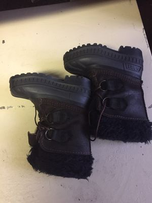 Kids Sorel boots size 7 for Sale in Minneapolis, MN