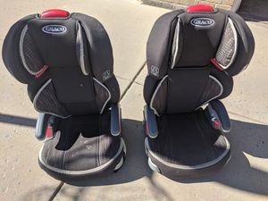 Two Graco Booster Seats for Sale in Lone Tree, CO