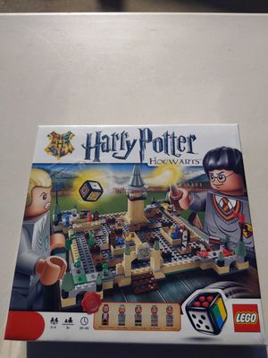 Retired Harry Potter Hogswarts board game LEGOS factory sealed New for Sale in Norco, CA