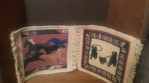 Cowboy woven pot holder for Sale in Waddell, AZ