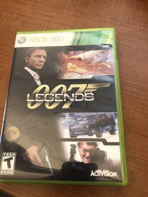 Xbox 360 0007Legends Game for Sale in Atlanta, GA
