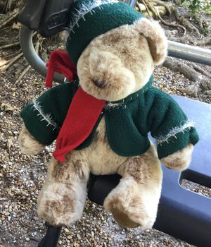 Stuffed bear soft good condition for Sale in South Miami, FL
