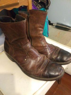 Aldo Leather boots for Sale in Wichita, KS