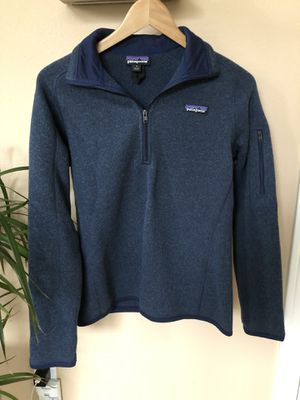 Patagonia Better Sweater Quarter Zip Small for Sale in Irvine, CA