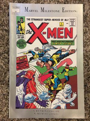 X-men #1 comic book. Marvel milestone edition for Sale in Chicago, IL