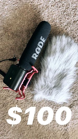 Rode VideoMic for Sale in Seattle, WA