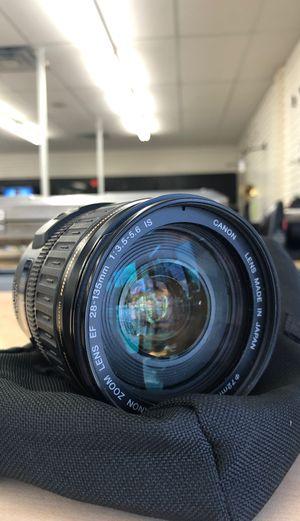 Canon ultrasonic lens for Sale in Pasadena, TX