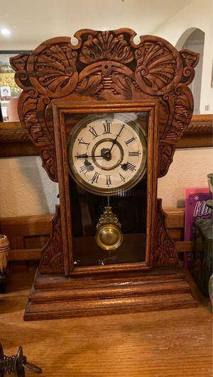 Antique wall/desk clock for Sale in Arden-Arcade, CA