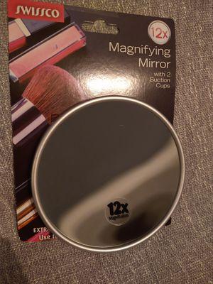 swissco magnifying mirror 12x for Sale in Whittier, CA
